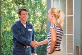 Homeowner ask your HVAC Tech his CFC card