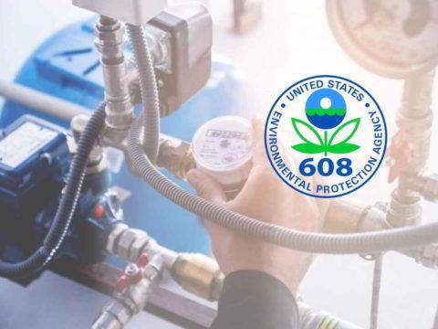 CFC Universal Exam Prep Course to achieve the CFC Universal certification (EPA 608)
